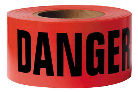 Where to find DANGER TAPE 1000  ROLL in Indianapolis