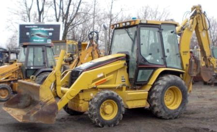 Where to find LOADER, BACKHOE in Indianapolis