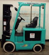 Where to find FORKLIFT, 3,000  ELECT WAREHOUSE in Indianapolis