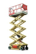 Where to rent LIFT, ELECT. SCISSOR 32 x32 in Indianapolis IN