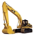 Where to rent EXCAVATOR, 323 CAT in Indianapolis IN