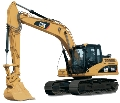 Where to rent EXCAVATOR, 313 CAT in Indianapolis IN